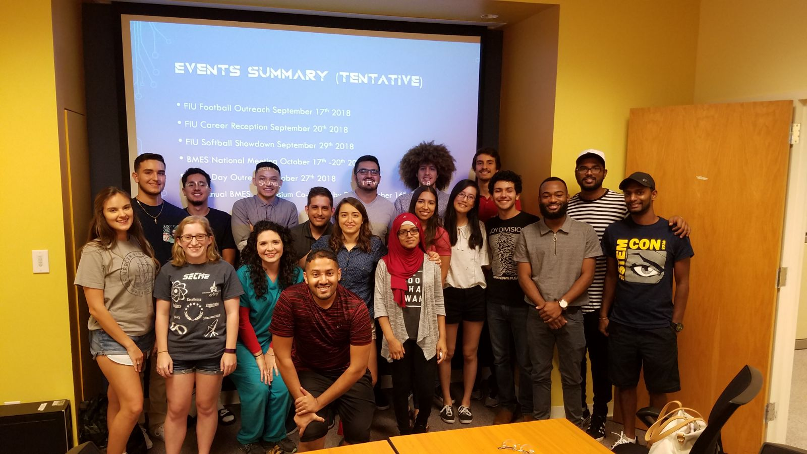 FIU BMES – FIU Biomedical Engineering Society